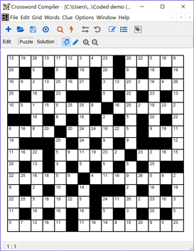 want ad letters crossword crossword compiler features 53530