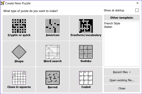 Crossword Compiler Crossword Puzzle Maker Software